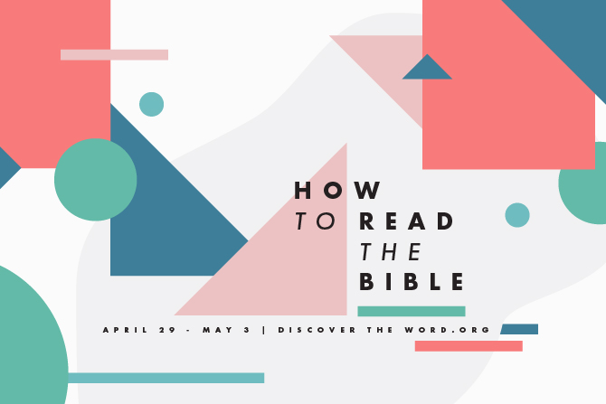 How to Read the Bible - Discover the Word